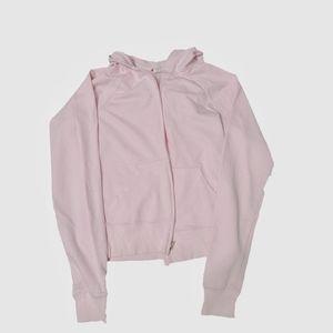 American Eagle Girl's Pastel Pink Hoodie